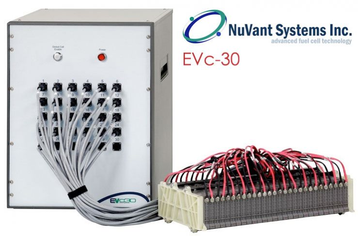 NuVant Evc30 Battery Reconditioning Unit
